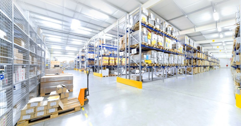 Commercial mortgage for warehouse purchase